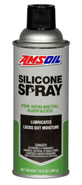 AMSOIL Silicone Spray