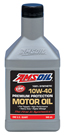 AMSOIL Premium Protection 10W-40 Synthetic Motor Oil