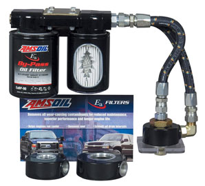 AMSOIL GM 6.6L Dual Remote Bypass System
