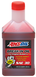 AMSOIL Break-In Oil (SAE 30)