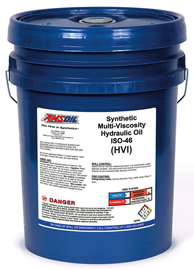 AMSOIL Synthetic Multi-Viscosity Hydraulic Oil - ISO 46