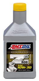 AMSOIL Z-ROD® 10W-30 Synthetic Motor Oil